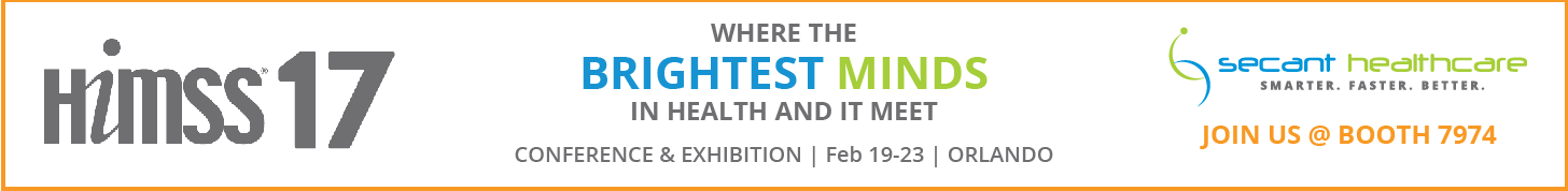 himss17 secant banner